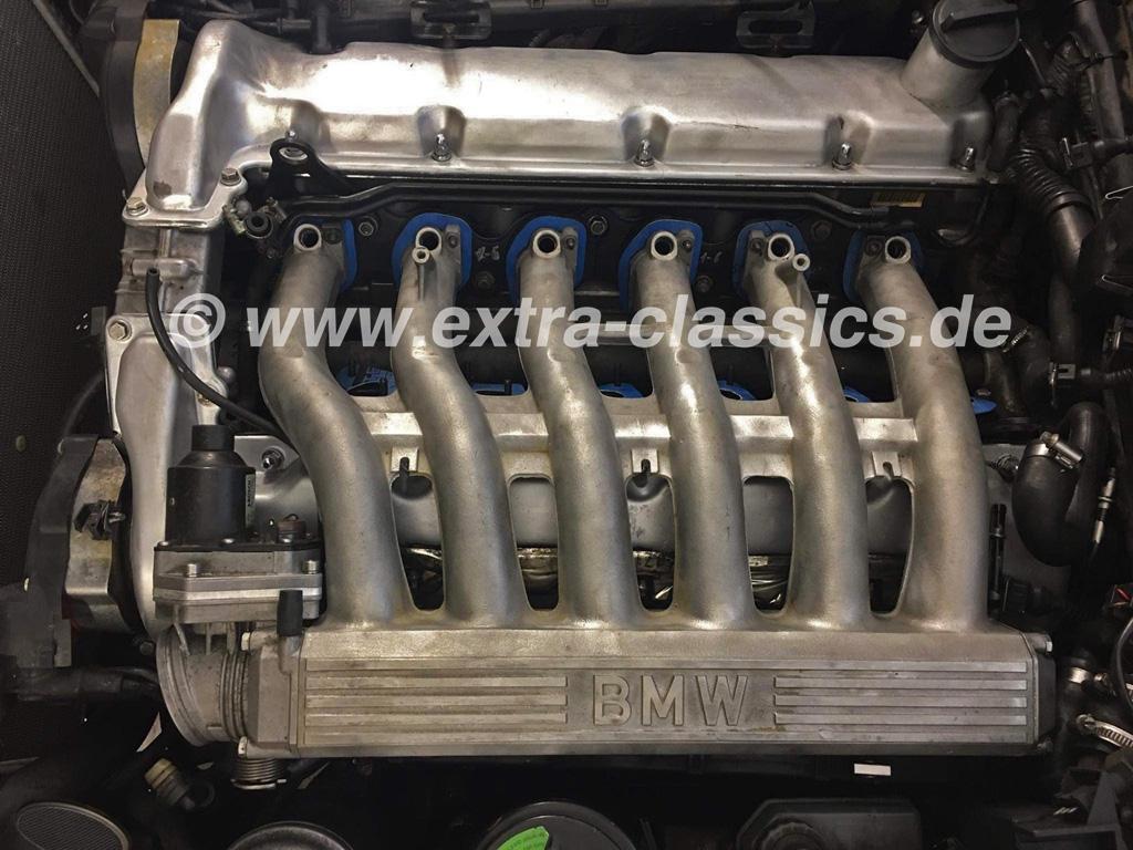 Dichtungs-Set für Ansaugbrücken V12 BMW E31 E32 E38 M70 S70 M73