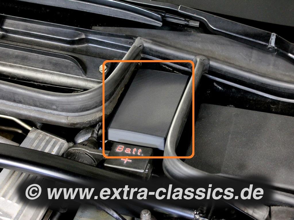 Abdeckung Heizungsventil 64111383499 Deckel 8er BMW E31 850i 840i 850csi