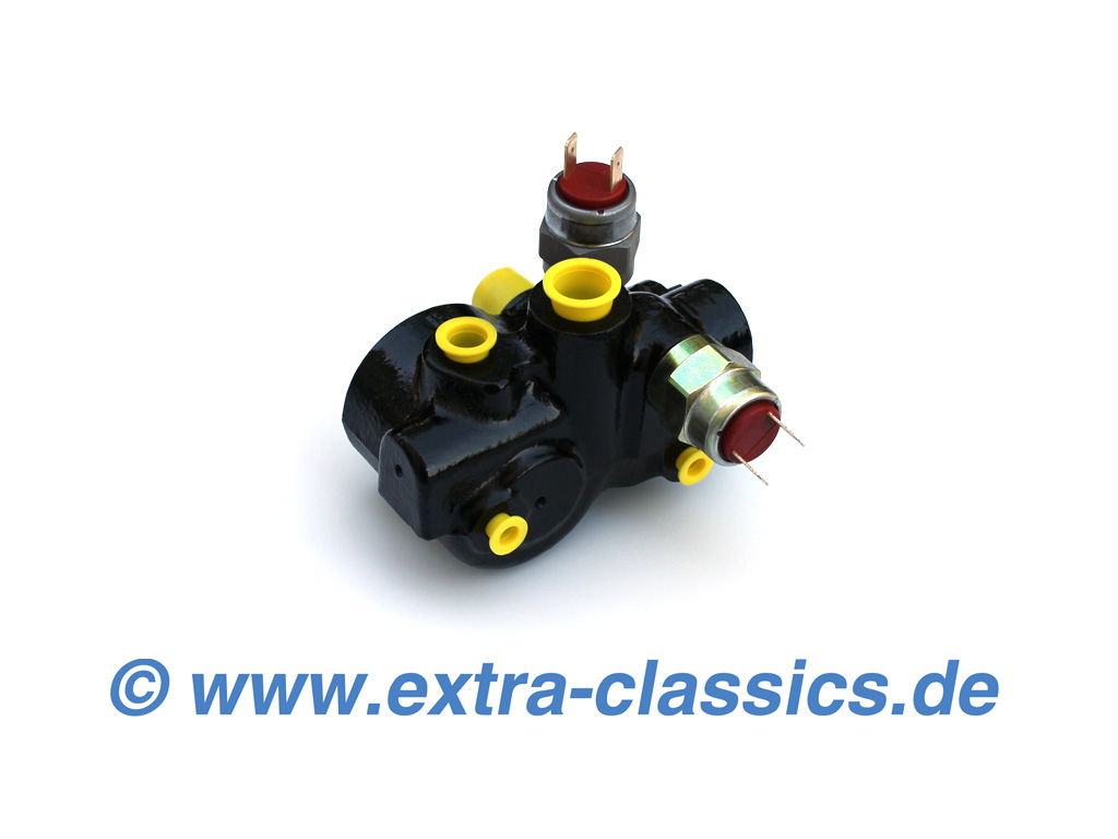 Druckregler für Bremsanlage 8er BMW E31 840i 850i CSI 7er E32 750i 34331159752 Bremse