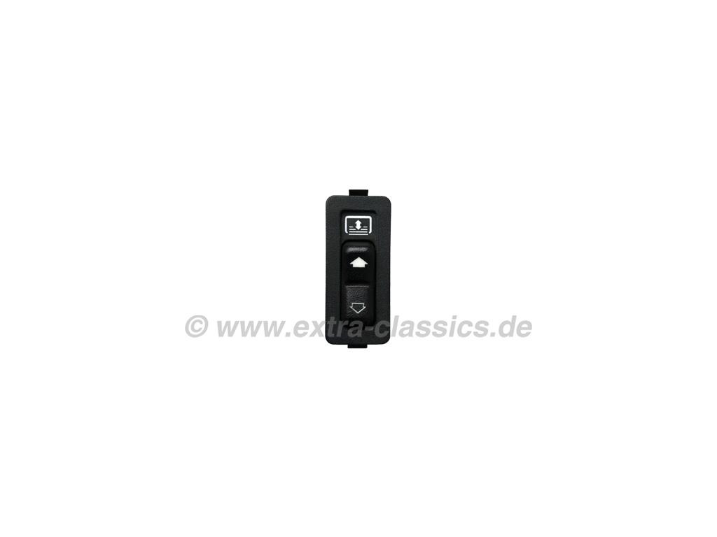 Sonnenschutzrollo Schalter für BMW E31 8er E36 3er 61311383488 Heckrolloschalter