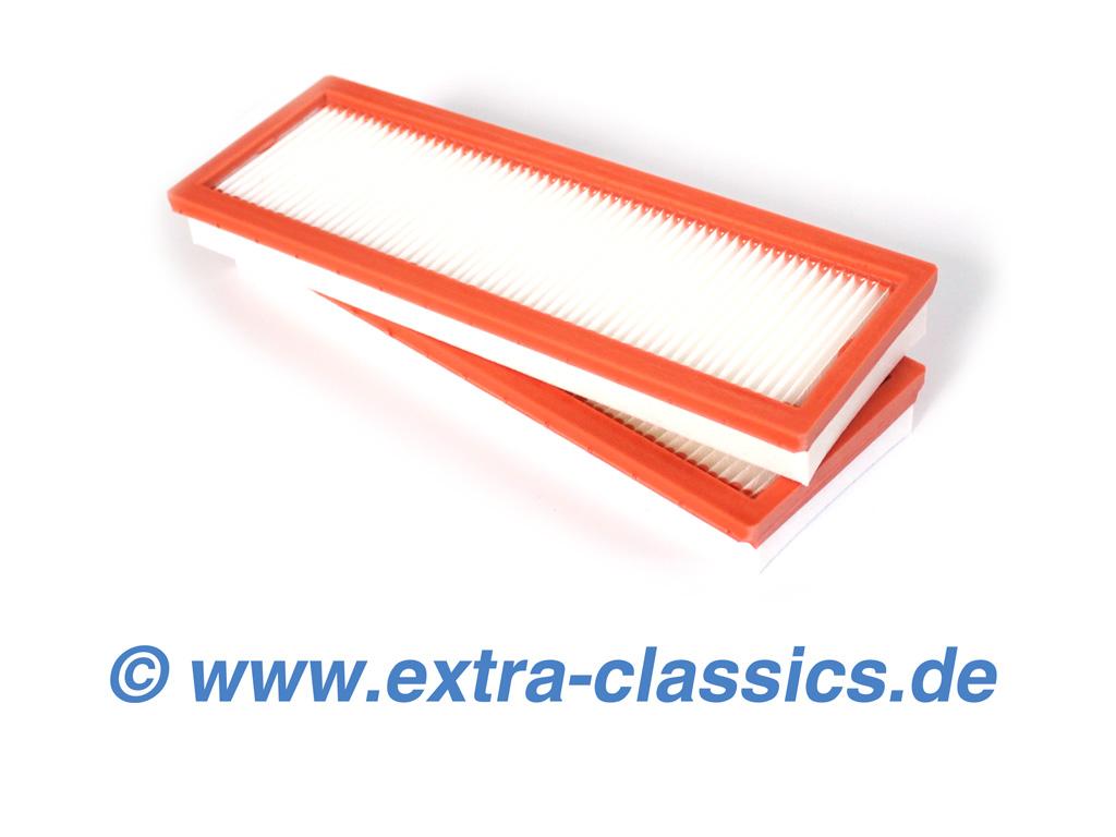 Satz Mikrofilter Innenraumfilter 8er BMW E31 Z8 E52 Pollenfilter 64312339891