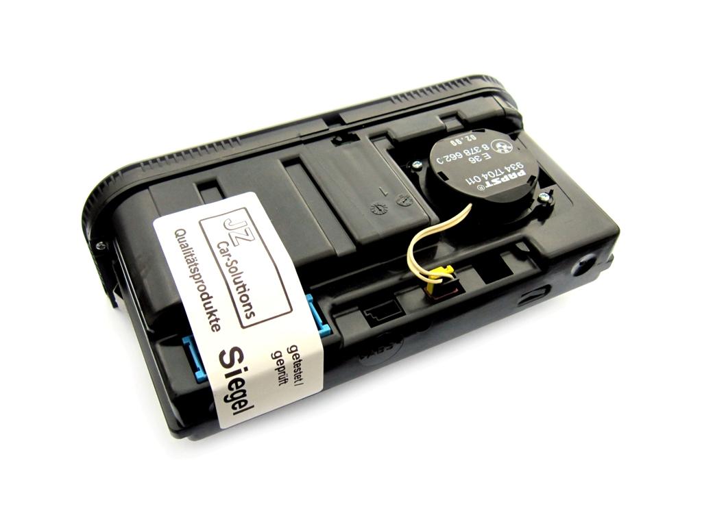BMW e36 Klimabedienteil 3er Klima-Steuergerät IHKA ohne AUC