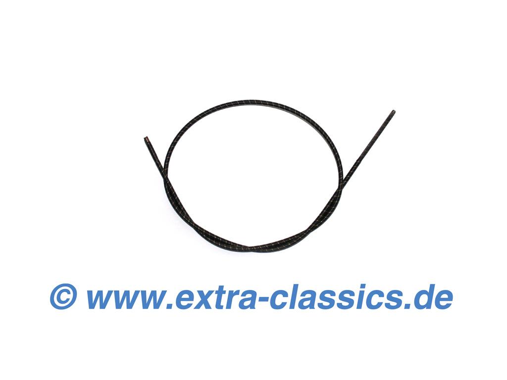 Sitzwelle flexibel für Höhenverstellung am Stellantrieb Getriebe Sitz 8er BMW E31 67311392134