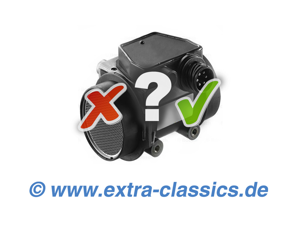 M50 LMM Überprüfen Bosch 0280213011 BMW E34 525i E36 325i 13627527518 Luftmassenmesser 325is 525ix