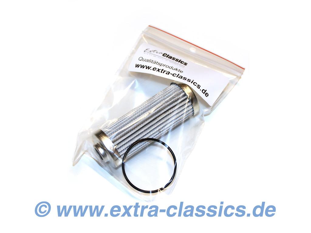 Filtereinsatz 33341090955 AHK Stelleinheit Filter mit O-Ring für BMW E31 850i Csi