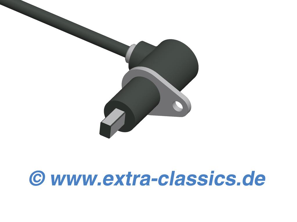 ABS-Sensor Impulsgeber vorne 8er BMW E31 34521181911 840i 850i CSI VDO Ersatz Vorderachse
