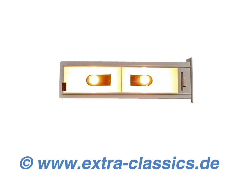 LED Display Beleuchtungseinheit 65811375461 für Bordcomputer OBC 13 Tasten BMW E23 E24 E28 E30 BC2 Anzeigeeinheit Gehäuse