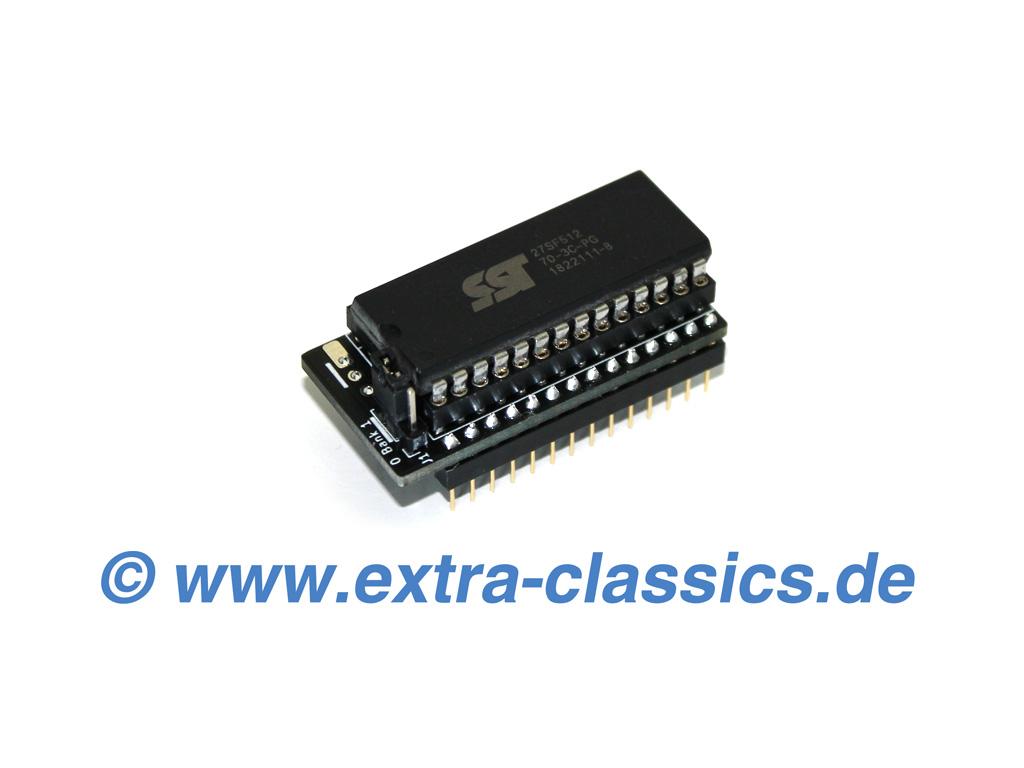 EPROM-Switcher 27C512 Modul inkl. Speicherbaustein 2Timer zum Umschalten 27C256 Kennfelder