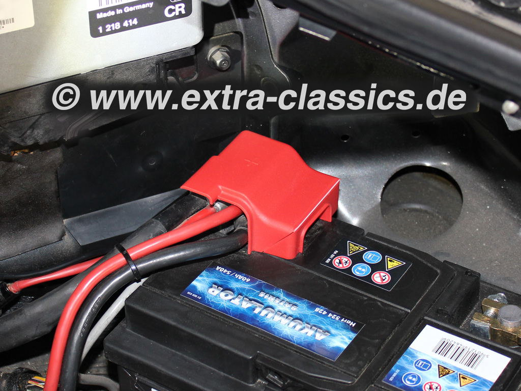Pluspol Batterie Abdeckung BMW 61211385139 8er E31 5er E34 3er E36 7er E38 E39 E46 Z1 Z3 hohe Version
