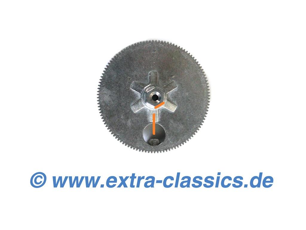 Zahnrad Heckrollo Reparatur 8er BMW E31 7er E32 E38 5er E34 Antrieb 51461388215 Sonnenschutzrollo Audi Mercedes