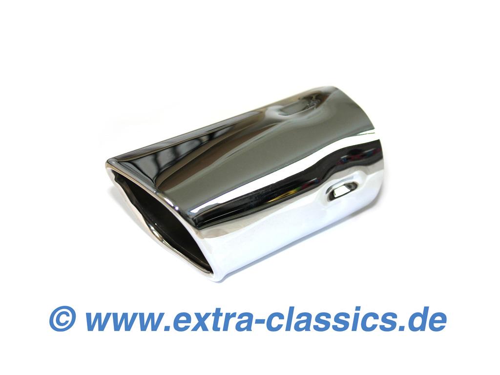 Originale M70 Endrohrblende 79x62 für 8er BMW E31 M70 M73 850i 850ci E32 750i Auspuff