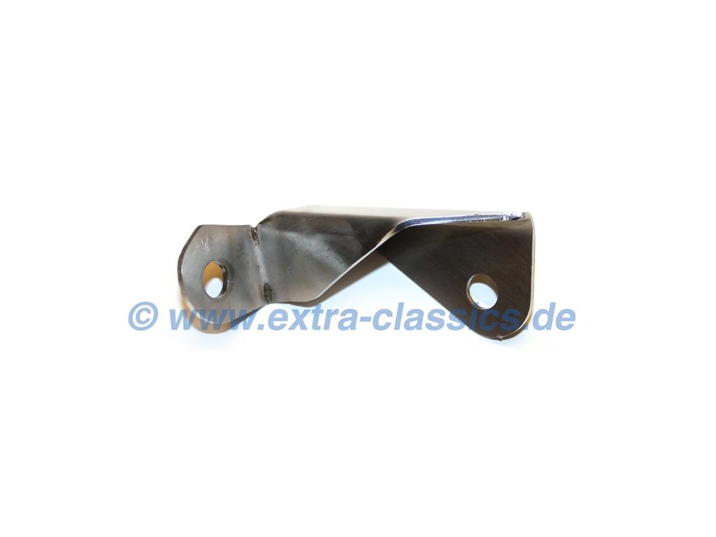Versteifungsblech Zündspulenhalter für den 8er BMW E31 aus Edelstahl VA